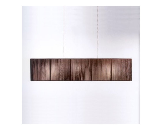 Clavius Light by Axo - This is a great light with such a sense of drama. Available in white as well.