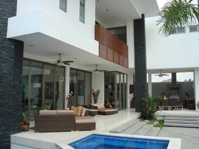 Modern House In Guayaquil Ecuador