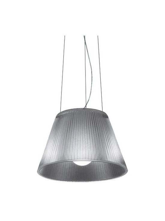 Flos - Romeo Moon S1 Pendant Light | Flos - Design by Philippe Starck, 1996.