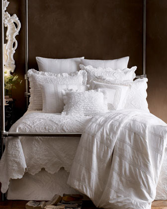 Pine Cone Hill Juliet Full/Queen Duvet Cover traditional-duvet-covers-and-duvet-sets