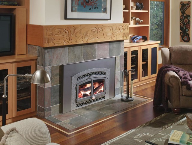 Fpx 36 Elite Wood Fireplace Traditional Indoor