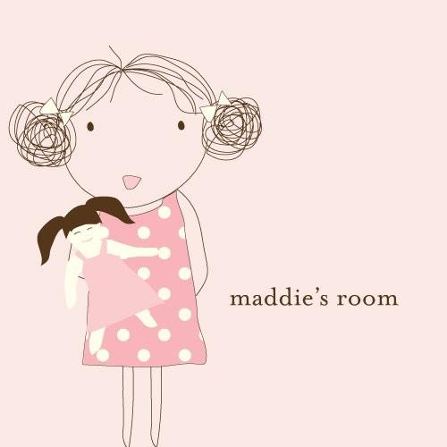 Name your Design Pink Dolly 'n Me modern-kids-decor