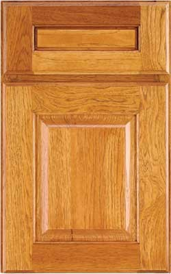Hickory Door Styles kitchen-cabinetry