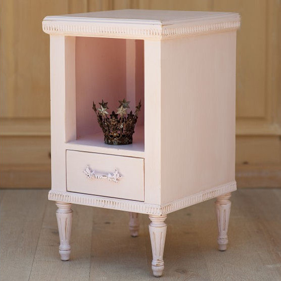 Swedish Andres Small Side Table Traditional