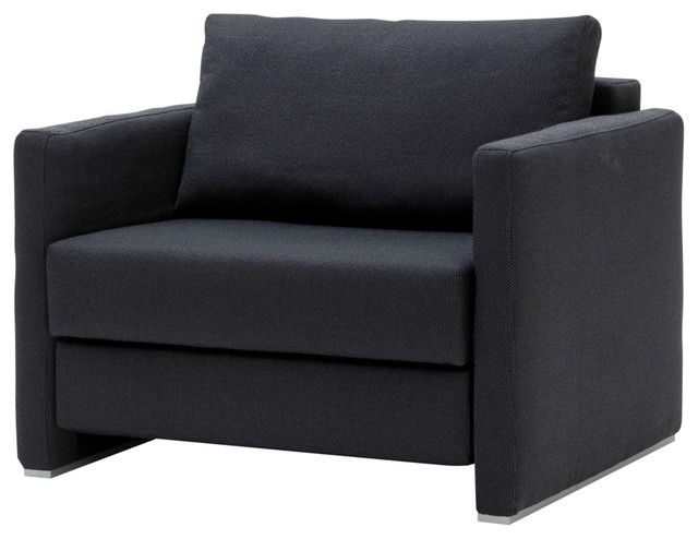 loop armchair sofa bed from franz fertig contemporary. Black Bedroom Furniture Sets. Home Design Ideas