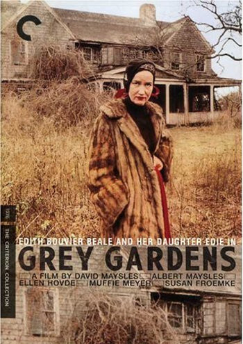 Grey Gardens (The Criterion Collection): Edith Bouvier Beale, Edith  home electronics