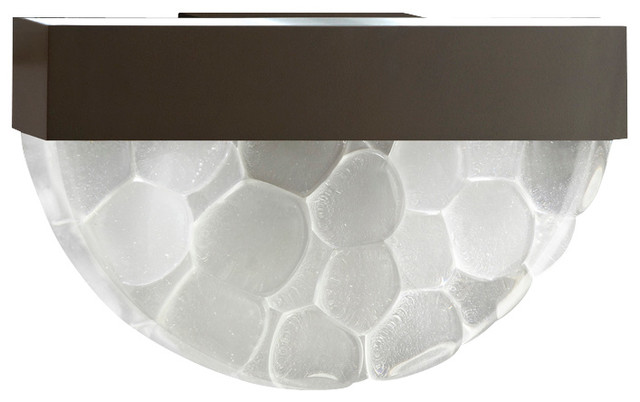 Crystal Bakehouse River Stone Sconce, 824550-14ST contemporary-wall-sconces