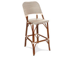 Seaside Collection Woven Bar Stool eclectic-bar-stools-and-counter-stools