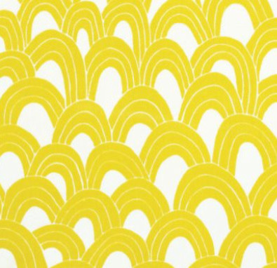 Arches Print in Bamboo by Trina Turk contemporary-outdoor-fabric