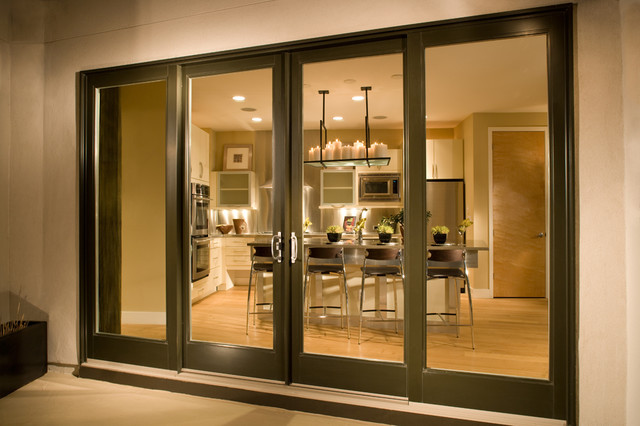 Modern Sliding Patio Doors 640 x 426