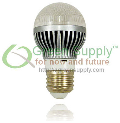 A19 LED Light Bulb - 40W Replacement - Bright Warm White (with Clear Reflector) led-bulbs
