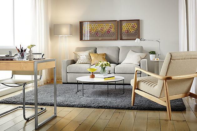 Berin Day & Night Sleeper Sofa Room by R&B contemporary-living-room