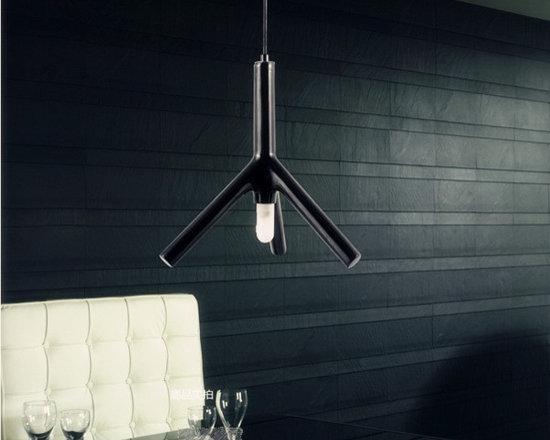 Distinctive Kitchen Pendant Lamps Black - SOLD OUT~