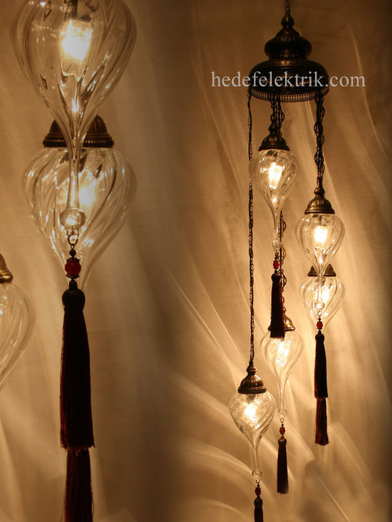 Turkish Style - Ottoman Lighting - *Code: HE-94527_34