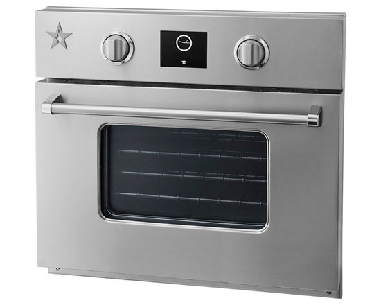 BlueStar's New Electric Wall Oven -