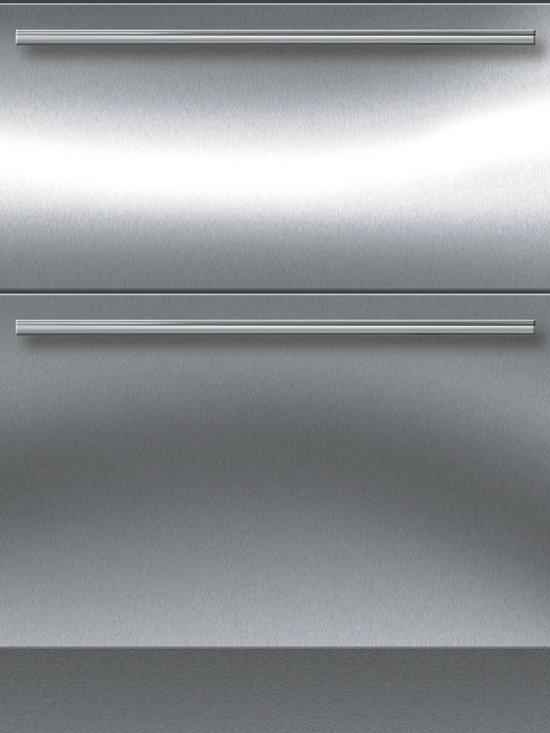 "Sub-Zero 27"" Refrigerator Drawers Stainless Steel   ID-27R -"