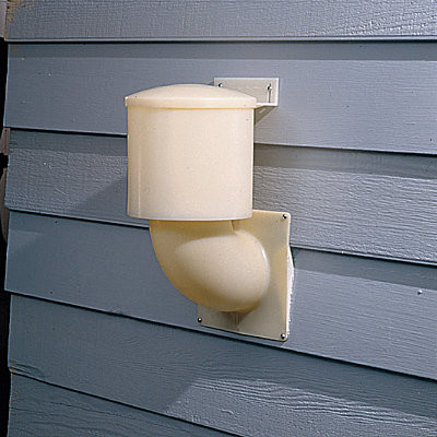 Dryer Vent - Contemporary - Range Hoods And Vents - by Improvements Catalog