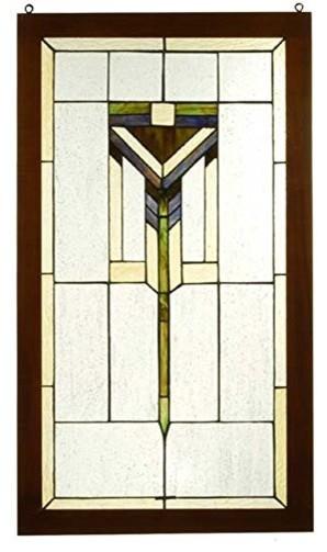 17 inch w 30 inch h prairie wooden framed window windows traditional