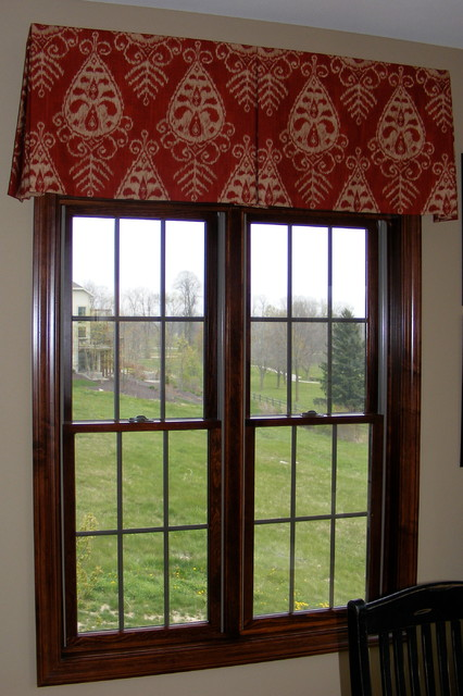 Asian Style Window Treatments http://www.houzz.com/photos/1703158/Window-Treatments-Designed-by-Michael-John-eclectic--milwaukee
