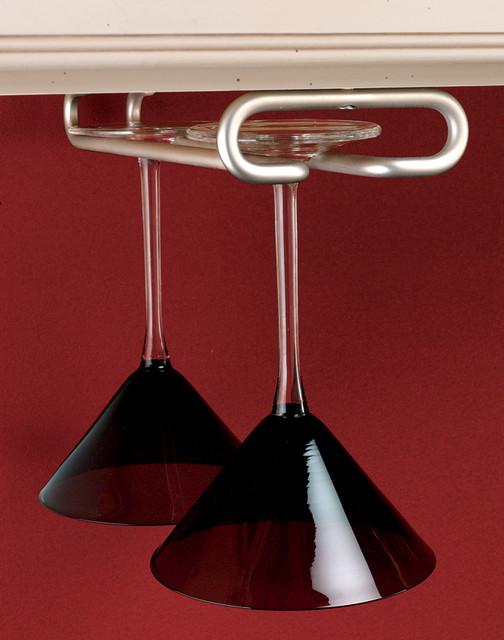 Stemware Single Under Cabinet Organizer - houston - by Cornerstone Hardware & Supplies
