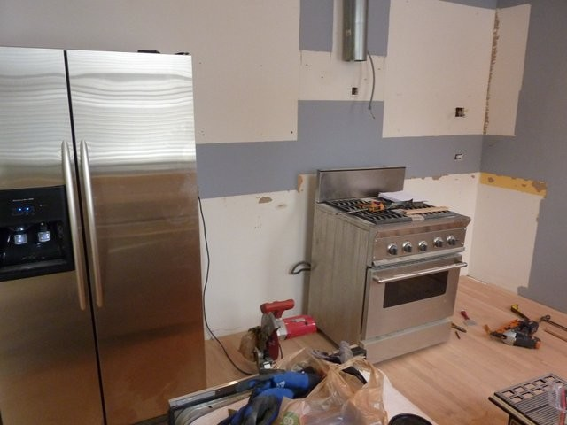Traditional Kitchen Renovation Project in the Lincoln Park, Chicago traditional