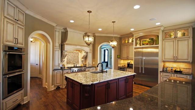 Annandale Brentwood Tn Traditional Kitchen Nashville By Textures Flooring
