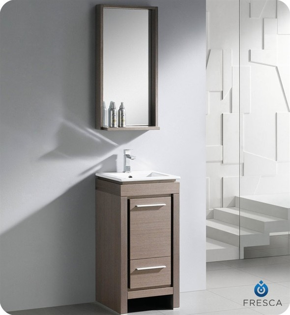 Small bathroom vanities traditional los angeles by vanities for bathrooms - Small space bathroom sinks style ...