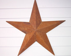 24 Inch Amish Barn Star traditional-accessories-and-decor