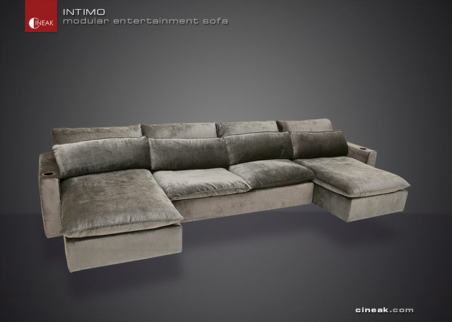 Home Theater Seats by Cineak >> Intimo modern