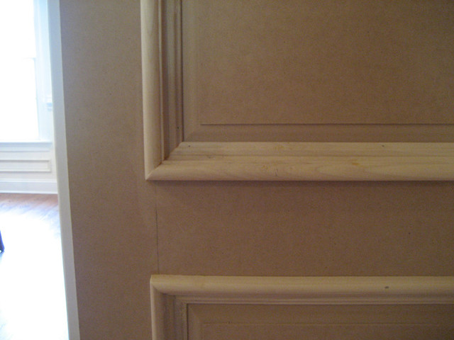 Raised panel wainscoting traditional new york by jl molding
