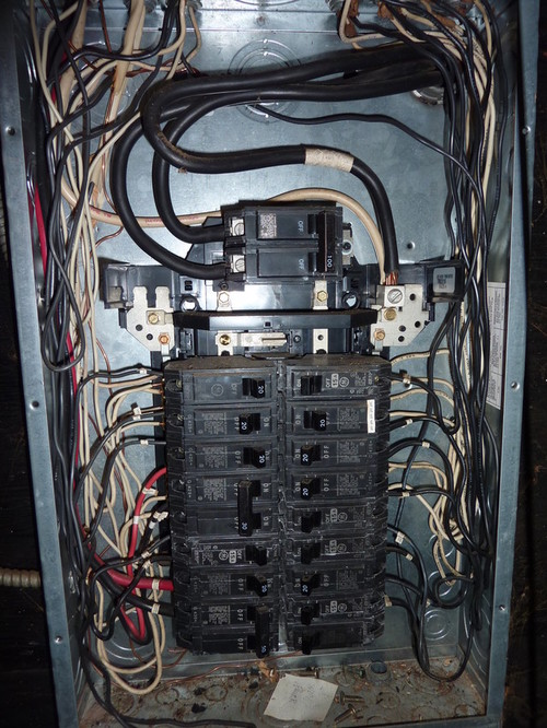 how to change a breaker in an electrical panel  | ths.gardenweb.com