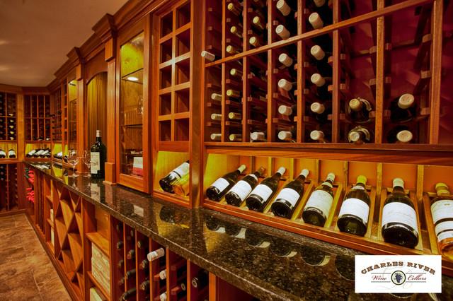 CRWC - C2 traditional-wine-cellar