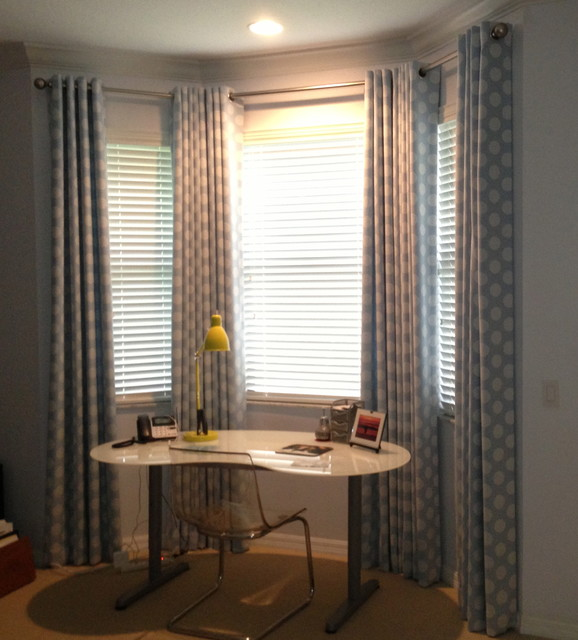 drapery ideas contemporary curtains tampa by curtain pros