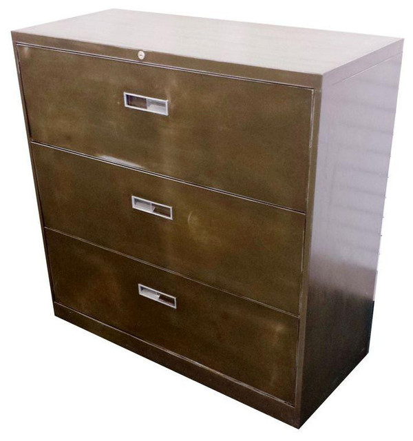 MidCentury Modern Steelcase Flat File Cabinet - $595 Est. Retail - $295 on Chair