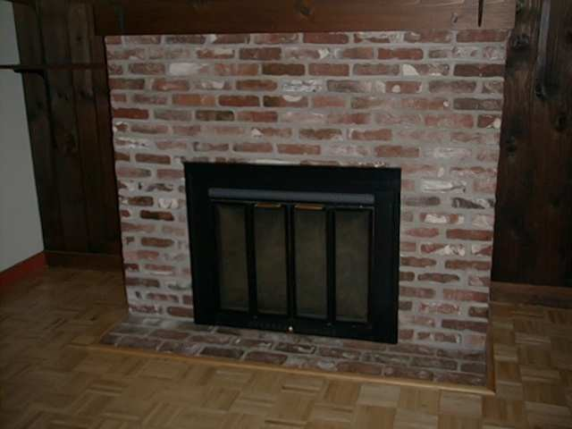 fireplace refacing modern manchester nh