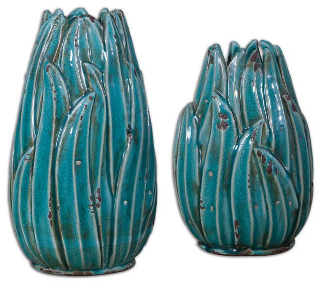 Cool Ceramic Vases Darniel Ceramic Vases Set Of