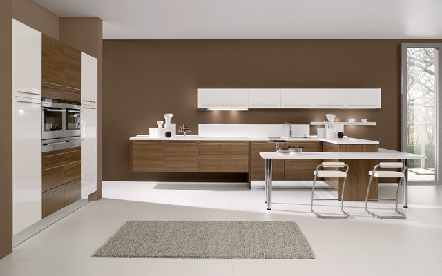 SVEA Kitchens' Gallery contemporary-rendering
