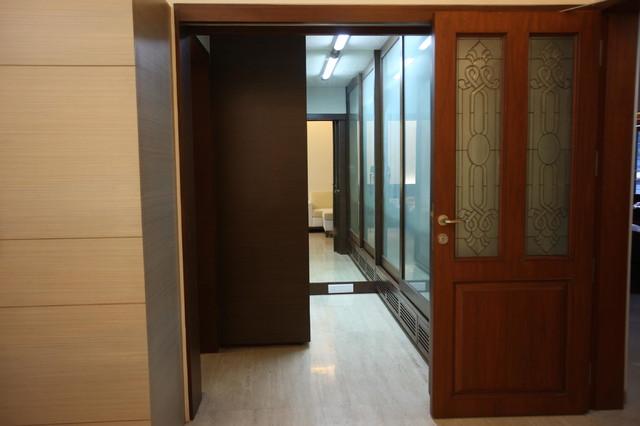 Kamlesh Shah contemporary-bedroom