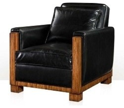 Leather Club Chair chairs