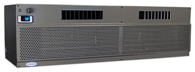 CellarPro® 8000S Split Cooling System modern-wine-racks