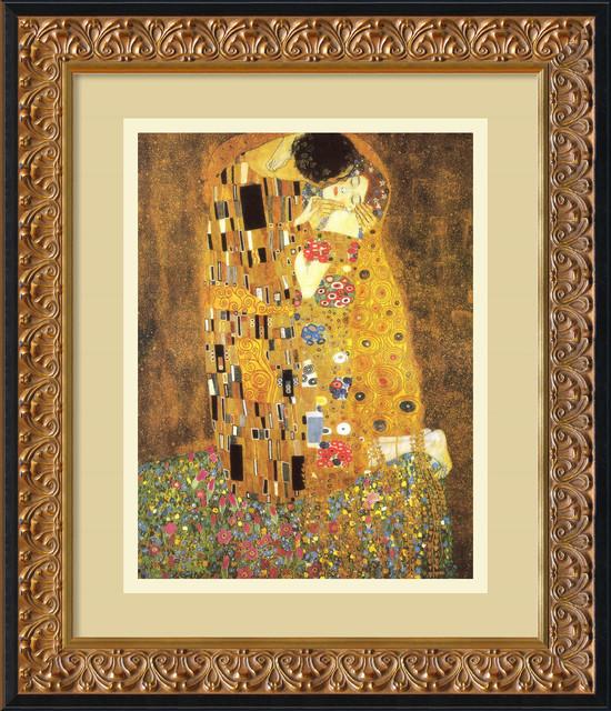 Quot The Kiss Quot 1907 Framed Print By Gustav Klimt