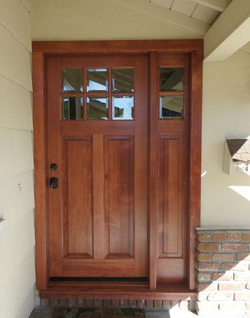 Exterior Simpson Door Traditional Front Doors San Francisco By R Amp M Quality Windows Amp Doors
