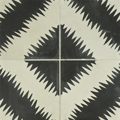 Paccha Concrete Tile - Ann Sacks Tile & Stone eclectic-wall-and-floor-tile