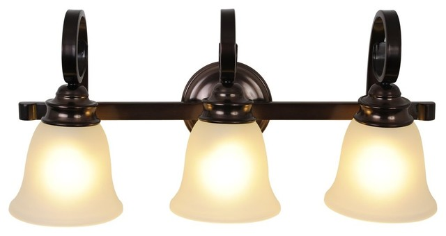 Three Light 24 Inch Vanity Fixture 617275