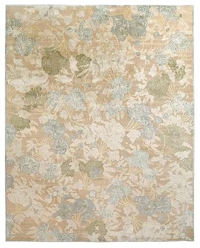 Julia Wool Area Rug traditional-rugs