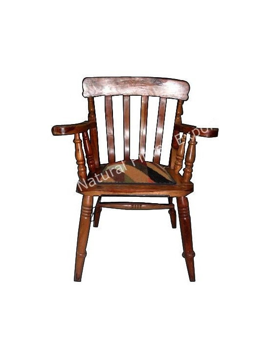 wooden chair -