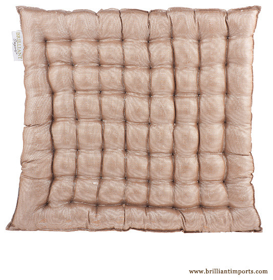 Brilliant Imports : The Bali Collection ~ Pillows & Cushions eclectic-decorative-pillows
