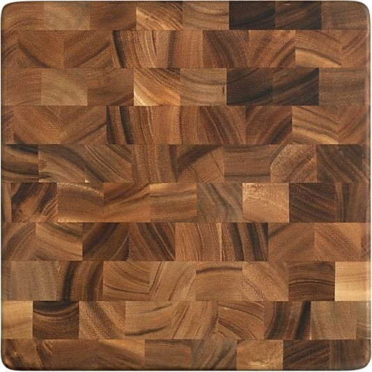 End Grain Chopping Board eclectic-cutting-boards