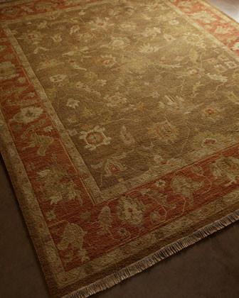 Noury Alcova Rug traditional-rugs