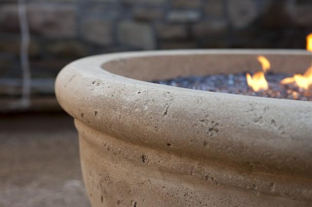 The Marbella Artisan Fire Bowl San Diego By Eldorado Stone
